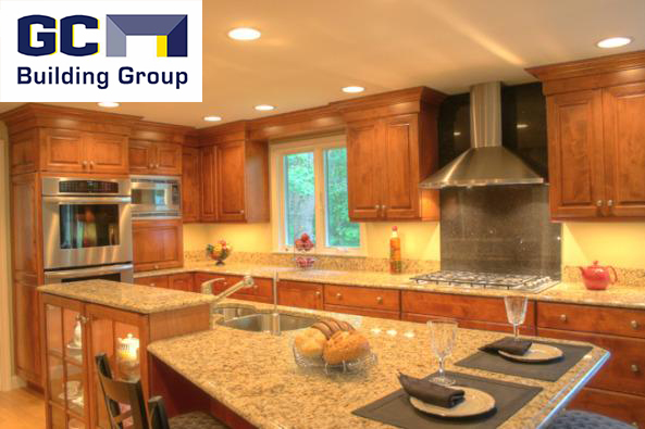Complete kitchen remodel by Green Tech Building Corp in Fort Lauderdale, Florids