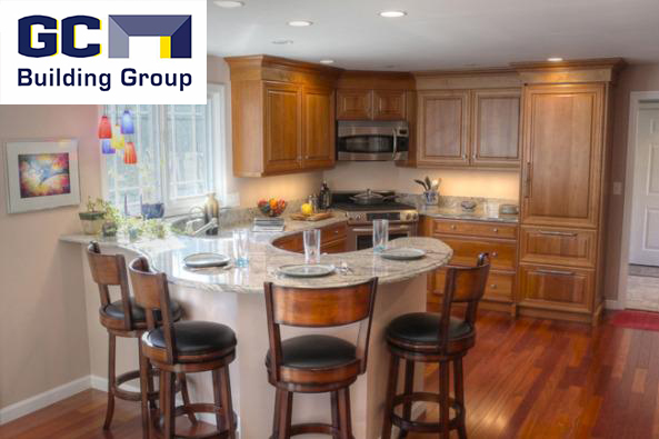 Fort Lauderdale general contractor kitchen remodel photo